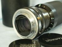 ' 80-210mm KONICA ' Tamron AD2 80-210MM 3.8-4 Zoom macro Lens Cased c/w Konica Tamron Mount £14.99